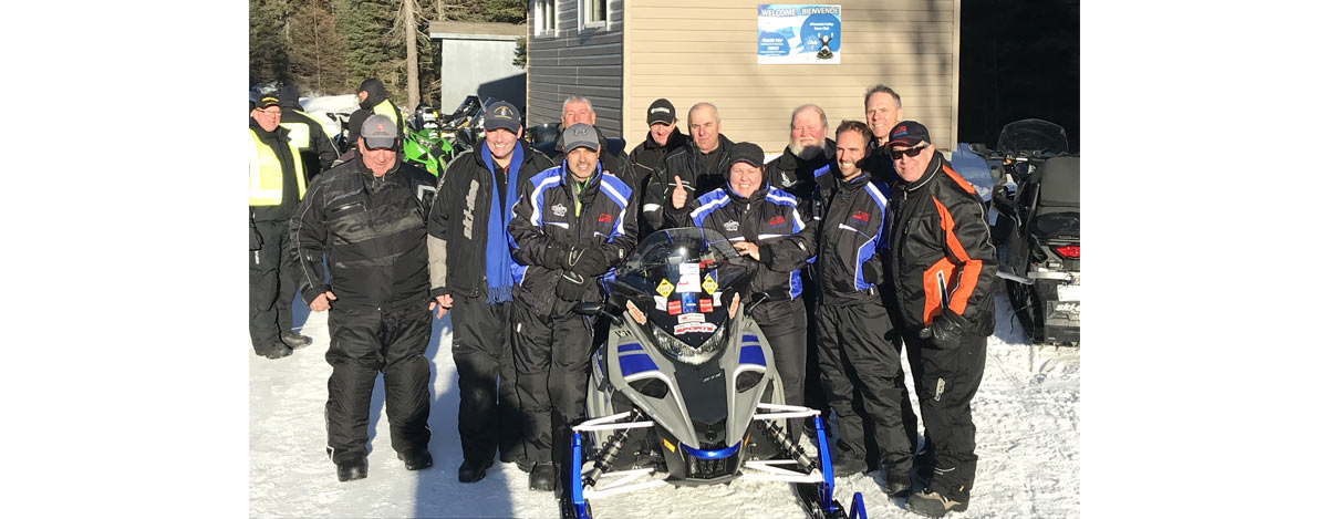 2018 Federal - Go Snowmobiling Ride