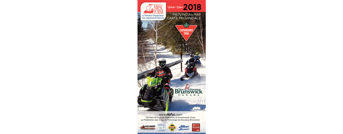 Snowmobile Trail Maps
