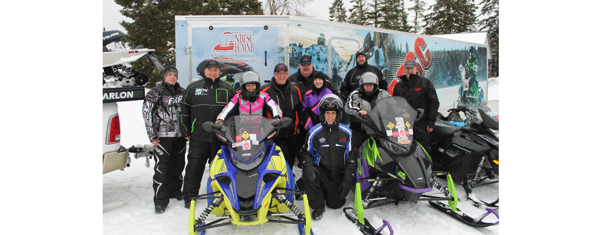 "Federal ""Go Snowmobiling Ride"