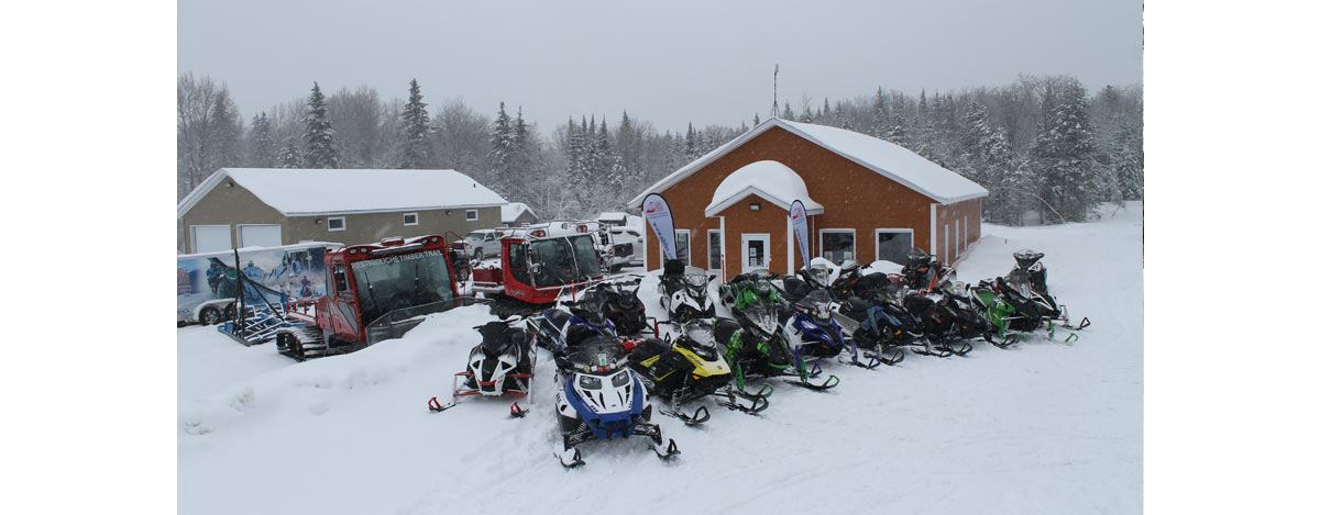 Long Weekend Snowmobile Tour