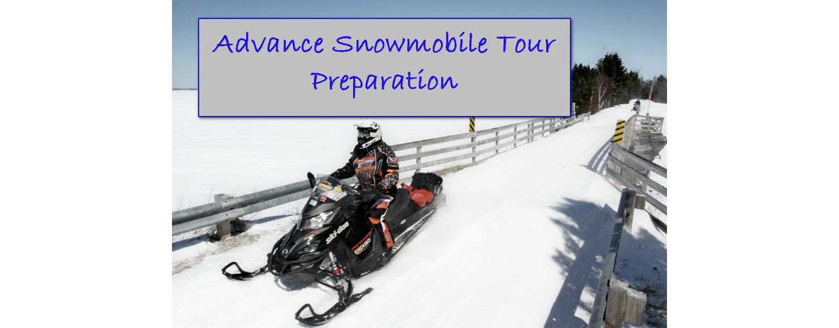 Intrepid Snowmobiler